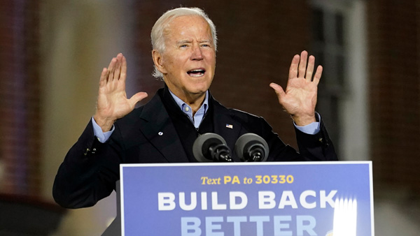 US elections 2020: Not how you talk about friends says Biden on Trump's filthy air jibe