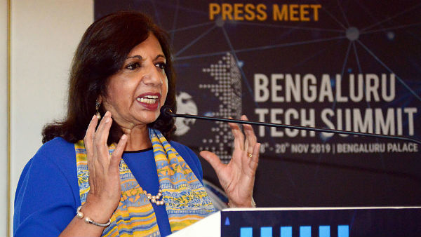 COVID-19 vaccine may be available by June 2021: Kiran Mazumdar-Shaw