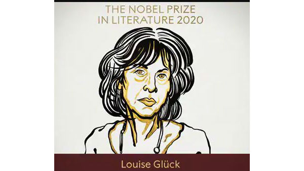 American poet Louise Glück wins Nobel literature prize for her candid and uncompromising work