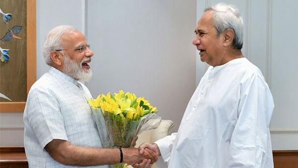 PM Modi wishes Naveen Patnaik on his birthday