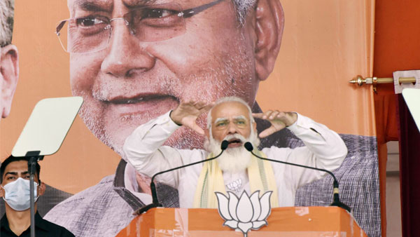 NDAs win will make Bihar Aatmanirbhar: Top quotes from PM Modis Bihar rally