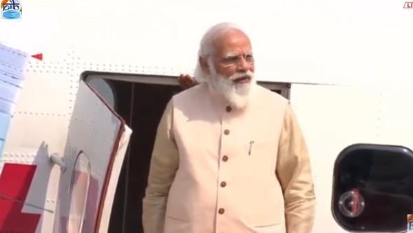In a first, PM Modi inaugurates seaplane service in Gujarat