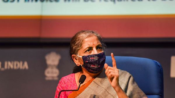Govt is facilitator, private sector driver of growth: Nirmala Sitharaman