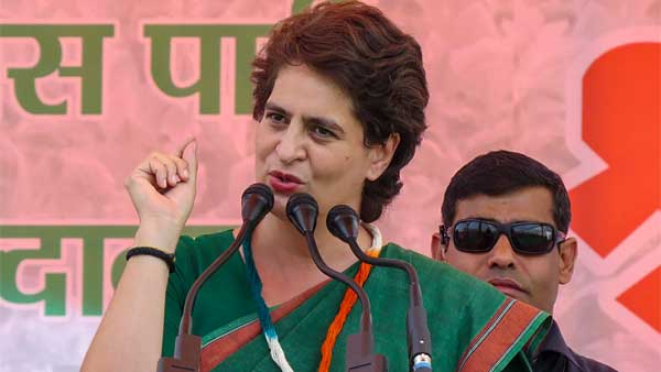 Gandhis slam UP govt over issue safety of women in state
