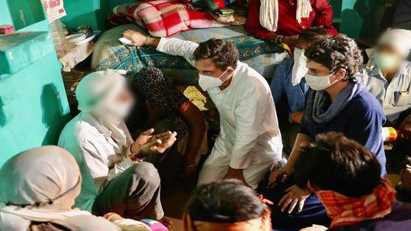 'Unlike UP...': Rahul's counter to BJP on Punjab rape