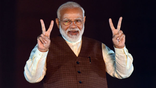 From CM to PM: Modi enters 20th year in public office without a break