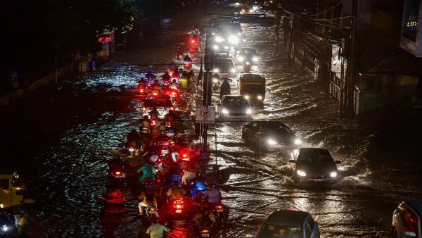 Heavy rain lashes Hyderabad again, days after deadly downpour