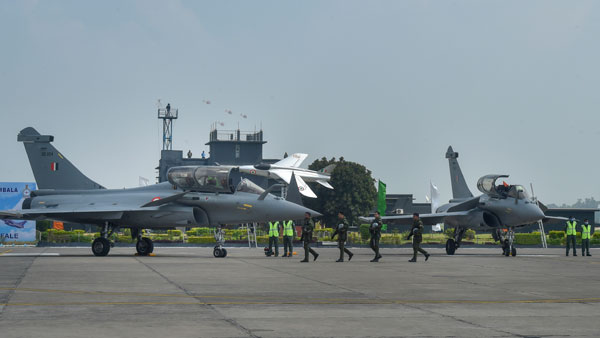 By April IAF to have 21 Rafale Fighter Jets