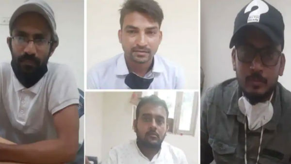 Hathras gangrape case: 4 men with PFI links arrested in Mathura for plotting to create unrest