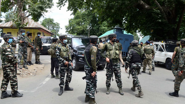 J&K: Two terrorists gunned down in encounter