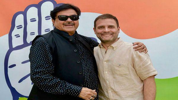 Bihar election 2020: Gandhis, Shatrughan Sinha among Congress's star campaigners
