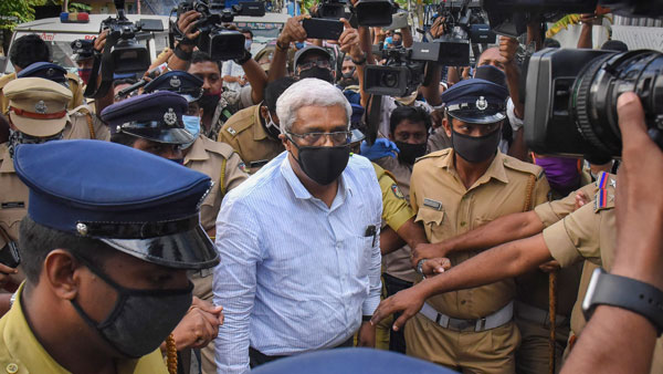 Kerala Gold Smuggling: Suspended IAS officer appears before customs