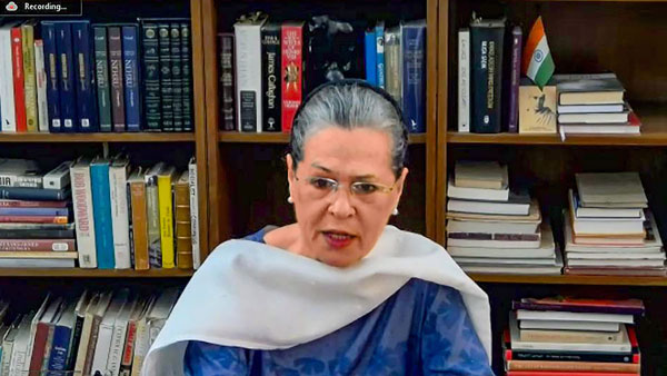 How can govt allow such brazen profiteering?: Sonia Gandhi questions Centre's new vaccine policy