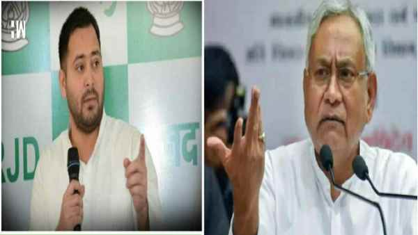 Bihar Elections 2020: Tejashwi Yadav slams Nitish Kumar, says despite majority, brought BJP to power