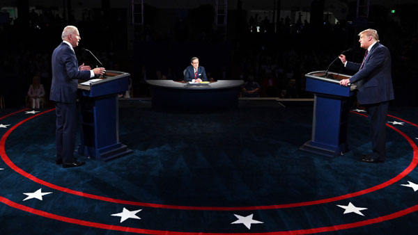 US Elections 2020: Oct 15 debate stands cancelled