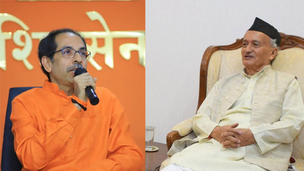 Have you suddenly turned secular Maharashtra Governor asks Uddhav Thackeray
