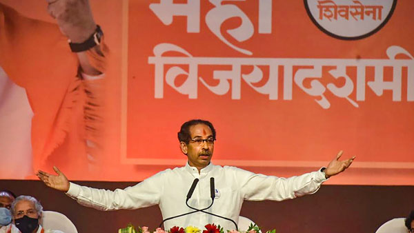 Thackeray had nothing to speak on his govt's performance: BJP