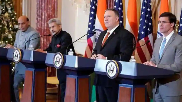 Welcome your rise as a global power: US tells India