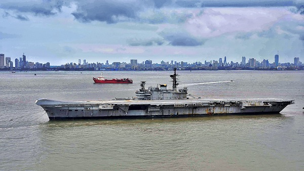 Mumbai firm all set to sell Indian Navy's former aircraft carrier INS Viraat for Rs 100 crore