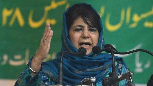 PDP chief Mehbooba Mufti, detained for more than a year, released