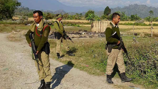 Self styled militant of UPRF gunned down in encounter