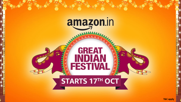 Over 70,000 sellers from UP are looking forward to take part in Amazon Great Indian Festival