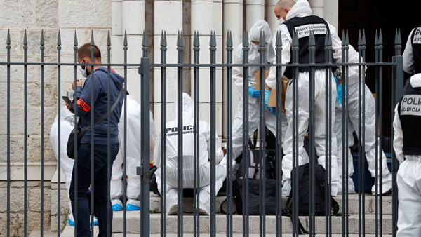 Nice attack: A list of all the terrorist strikes France has faced in last 5 years