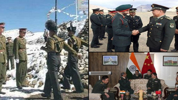 Constructive and positive says China on 7th military commander level talks with India