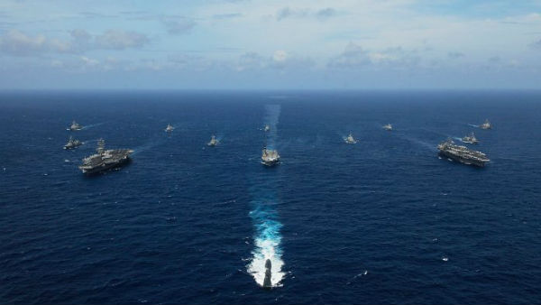 In strong repulse to China, India invites Australia for Malabar naval drill