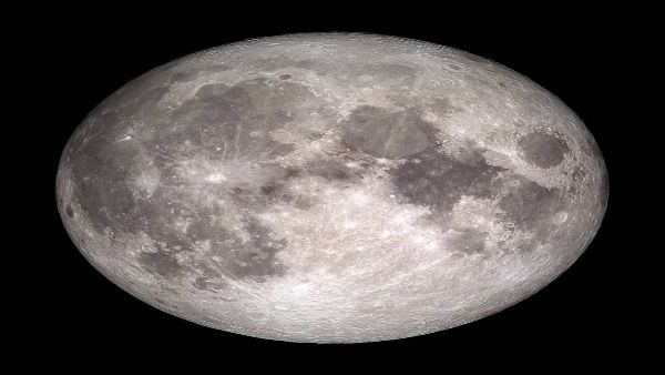 NASA confirms presence of water on sunlit surface of moon