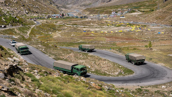 Ladakh standoff: China withdraws 10,000 troops from training areas beyond LAC