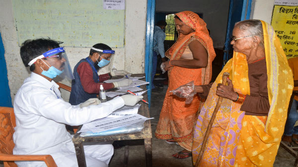 Bihar Assembly Election 2020 LIVE: Voting begins for first phase; 1,066 candidates in fray