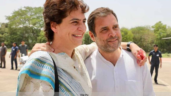 Fact check: Did Rahul, Priyanka joke on their way to Hathras