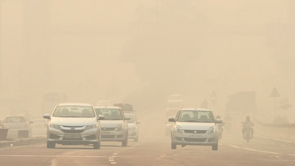 'Odd-even last resort': Delhi environment minister on air pollution