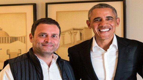 Sonia chose Manmohan Singh as he posed no threat to her, Rahul Gandhi: Obama
