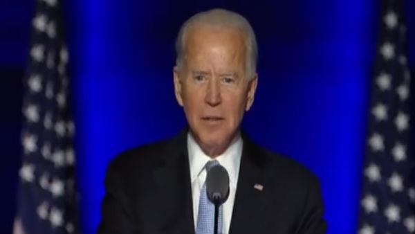 President-elect Joe Biden pledges to unite America; calls it 'a time to heal in America'