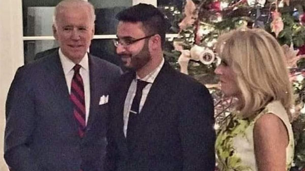 Fact check: Has Biden appointed Indian origin man as his political advisor