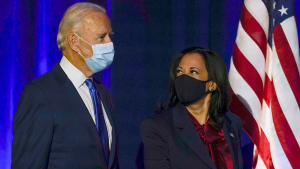 Biden-Harris pay tribute to Americans who lost their lives to COVID-19