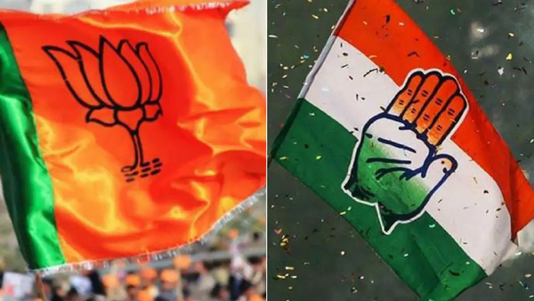 My by-polls: BJP projected to win 16-18, Congress 10-12 says India Today-Axis India Exit Poll