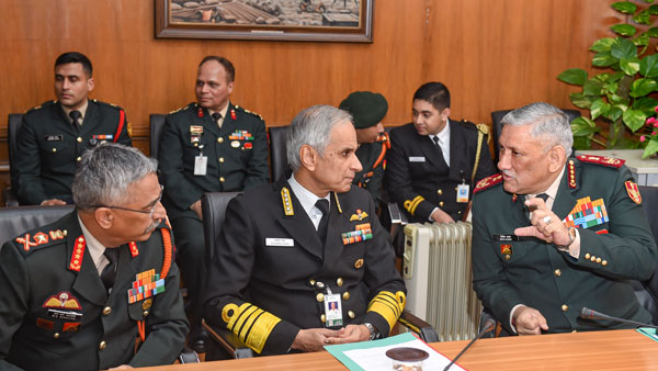 Dept of Military affairs proposes increase in retirement age of senior military officers