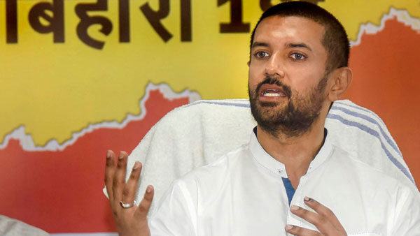 To make BJP stronger is all I wanted says Chirag Paswan