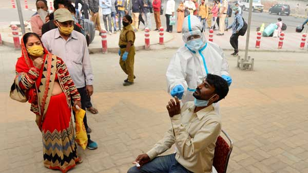 Coronavirus outbreak: India records 45,903 COVID-19 cases in last 24 hours, 490 deaths