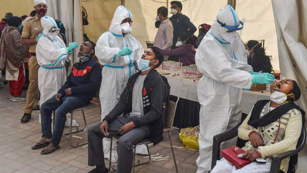 Coronavirus cases: India records 41,322 new COVID-19 cases, 485 deaths in last 24 hours