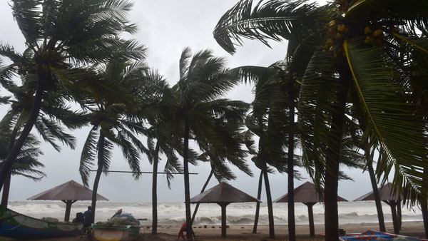 Cyclone to hit TN on Dec 4