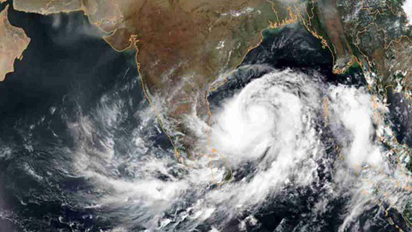 Cyclone Nivar heads towards south coast