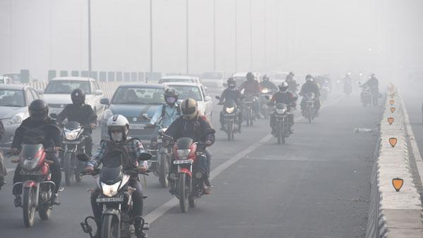 दिल्ली की वायु गुणवत्ता आज रात खराब हो गई है