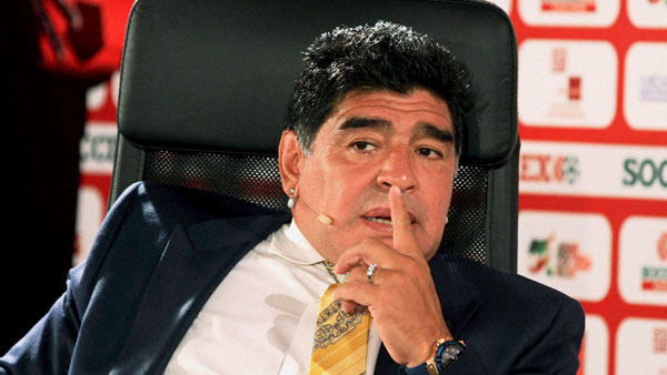 How the Maradona magic gripped Kolkata