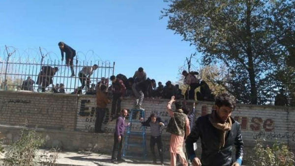 Kabul university attack: 25 killed or wounded as gunmen storm varsity book fair