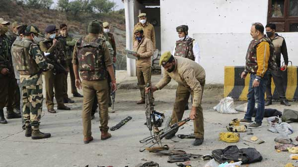 Irked by enthusiasm around J&K, Pak planned massive attack in Nagrota
