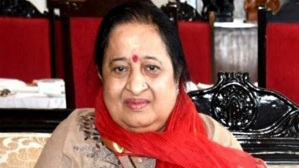 Odisha Governor's wife Sushila Devi passes away after testing positive for COVID-19